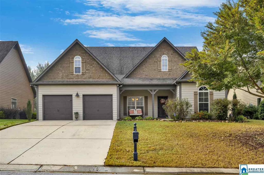 Photo of home for sale at 211 Perthshire Cove, Pelham AL