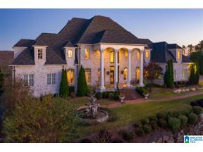 Property for sale at 1082 Greystone Crest, Hoover, Alabama 35242