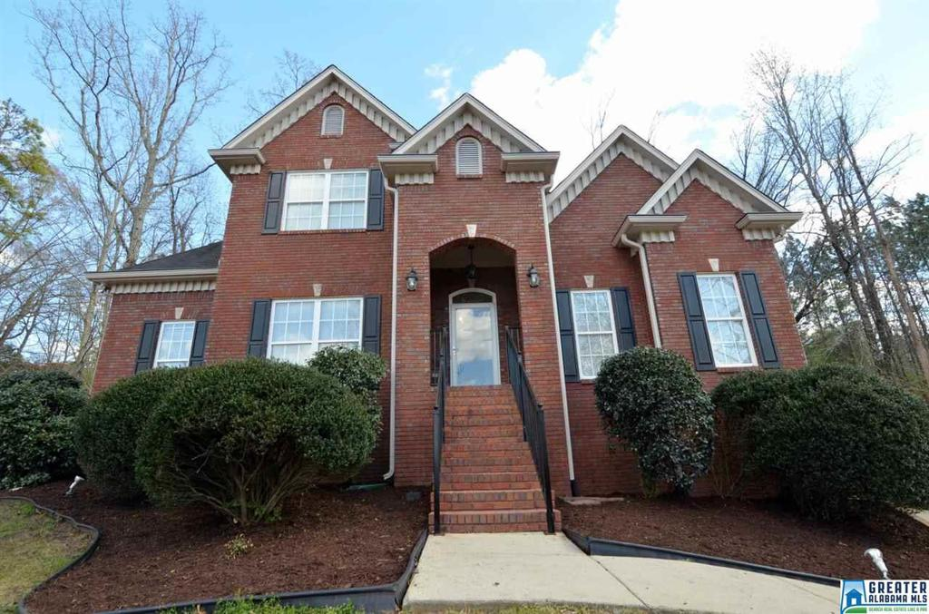 Photo of home for sale at 7230 Silverbell Cir, Helena AL