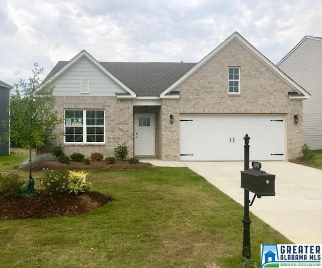 Photo of home for sale at 1043 Park View Dr, Chelsea AL