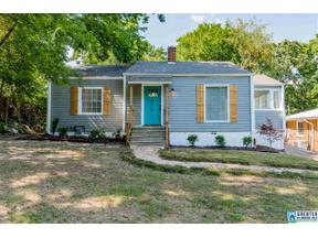 Property for sale at 636 19th Ave S, Birmingham,  Alabama 35205