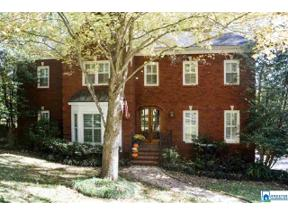 Property for sale at 2705 Paden Trl, Vestavia Hills,  Alabama 35226
