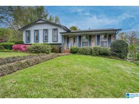 Property for sale at 3545 Atwillher Drive, Hoover, Alabama 35226