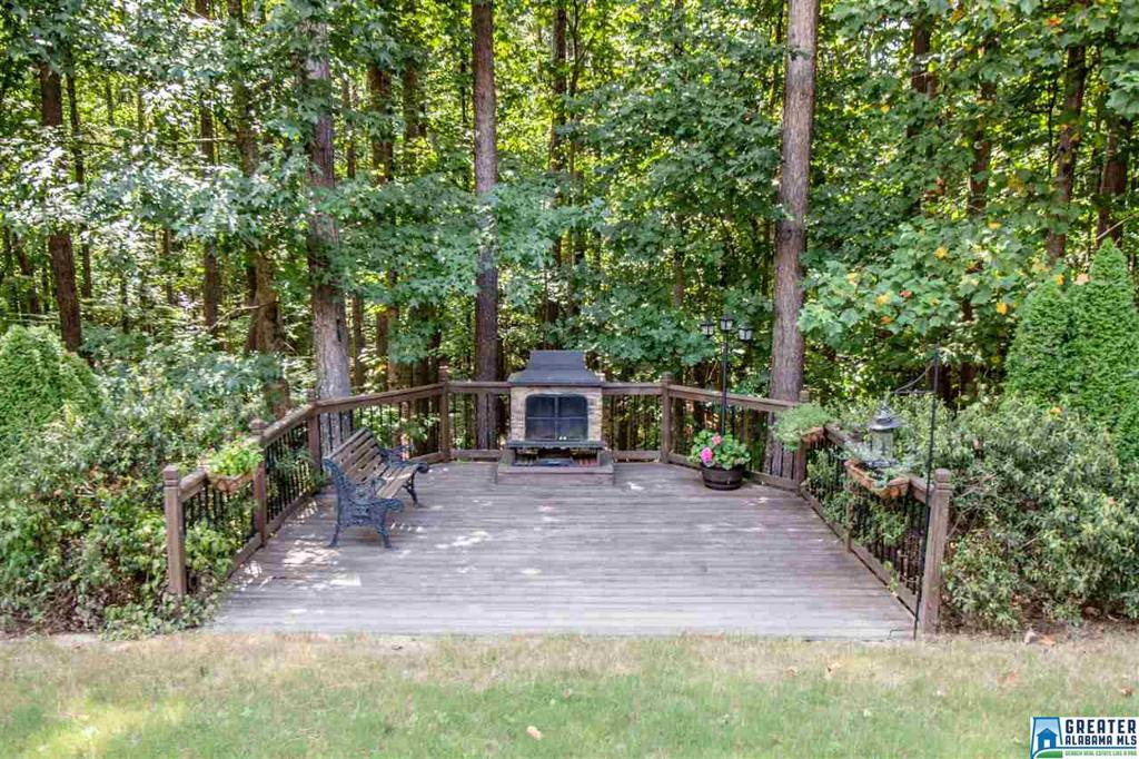 Photo of home for sale at 1448 Stoneykirk Rd, Pelham AL