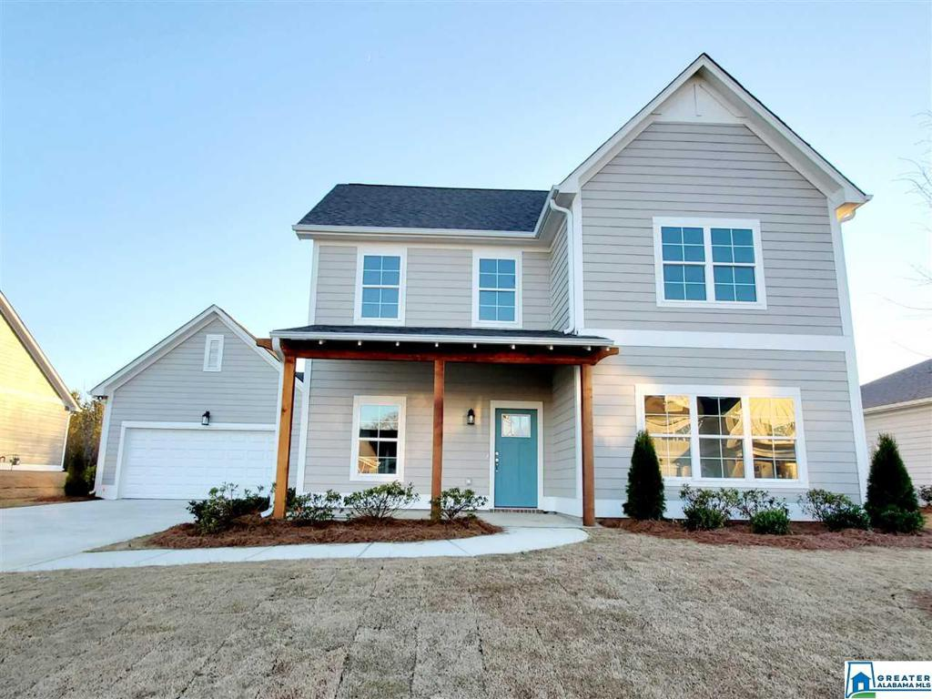 Photo of home for sale at 4563 Old Cahaba Pkwy, Helena AL