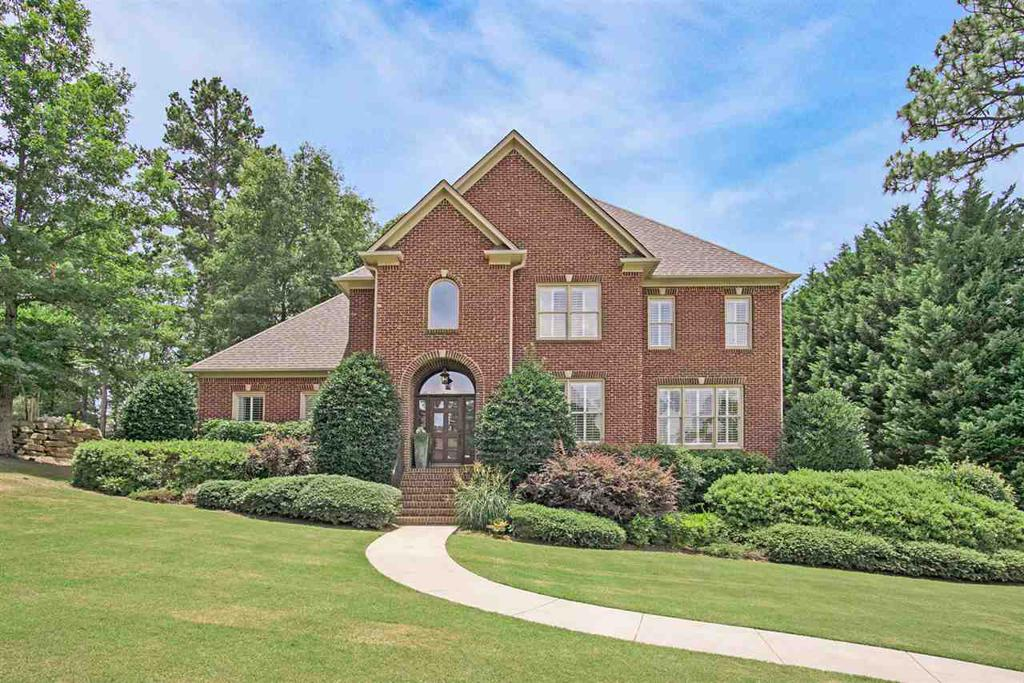Photo of home for sale at 1040 Greystone Cove Dr, Hoover AL
