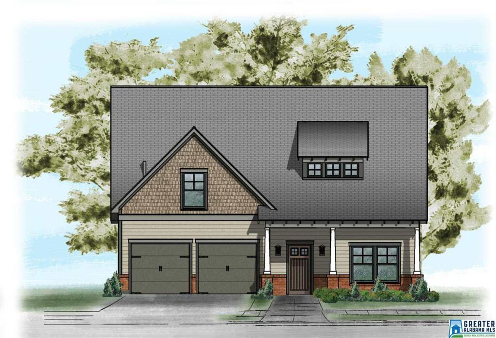 Photo of home for sale at 332 Shelby Farms Ln, Alabaster AL