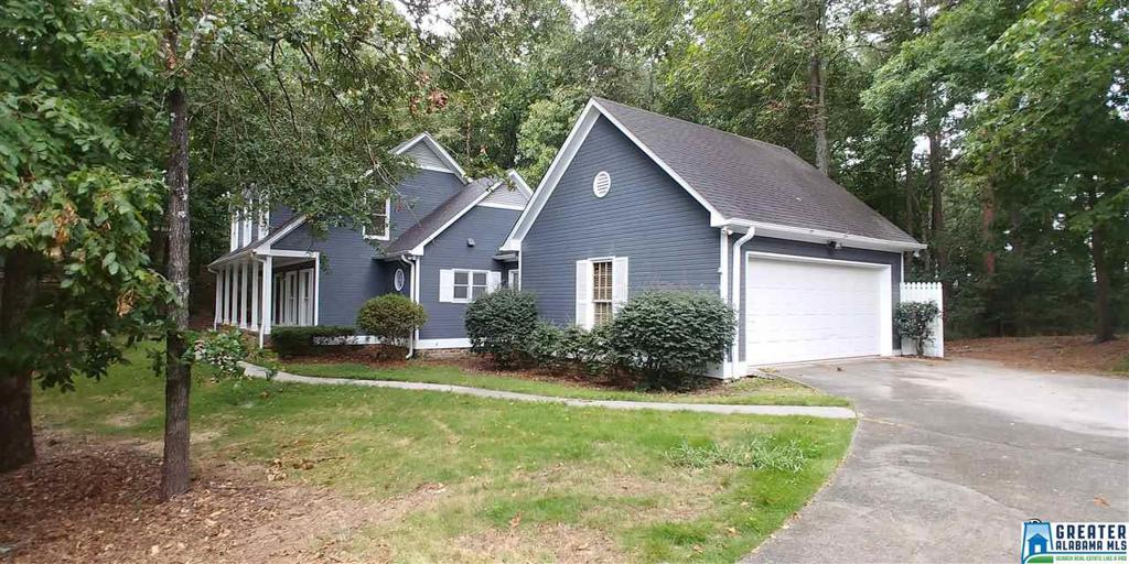 Photo of home for sale at 6751 Remington Cir, Pelham AL