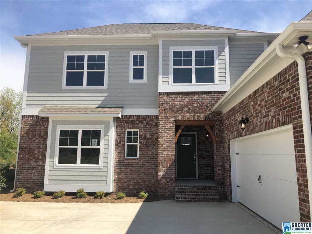 Photo of home for sale at 3036 Camellia Ridge Ct, Pelham AL