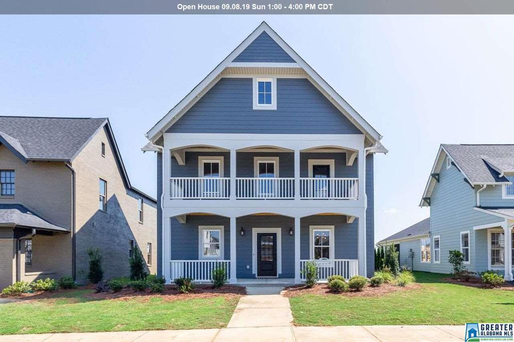 Photo of home for sale at 2845 Falliston Ln, Hoover AL