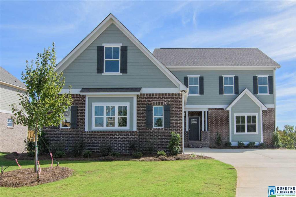 Photo of home for sale at 3012 Camellia Ridge Ct, Pelham AL