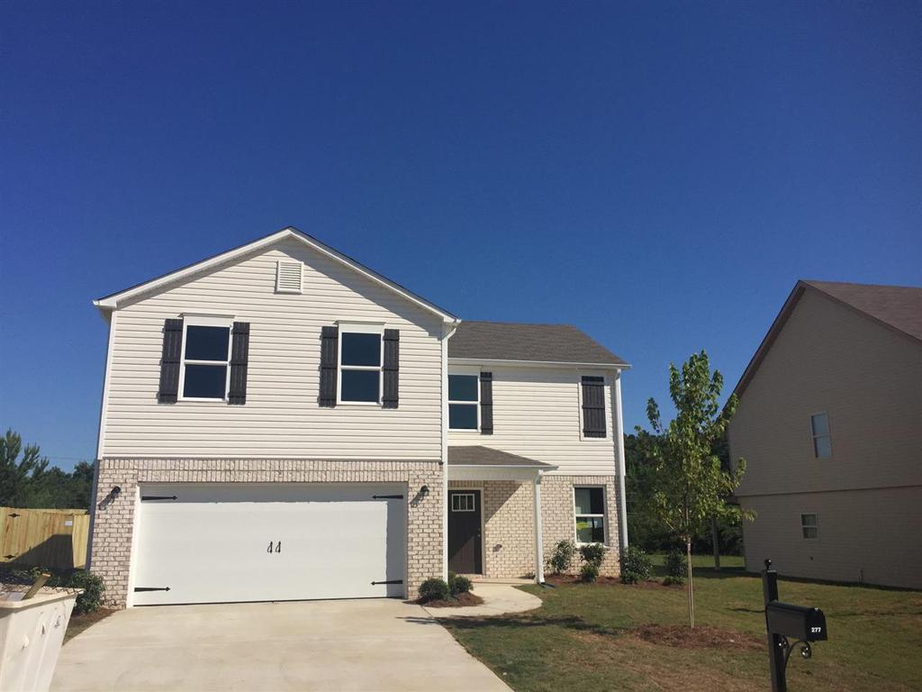 Photo of home for sale at 277 Addison Dr, Calera AL