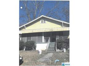 Property for sale at 608 60th St, Fairfield,  Alabama 35064