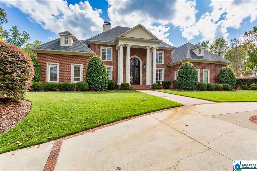 Photo of home for sale at 7415 Ridgecrest Court Rd, Vestavia Hills AL