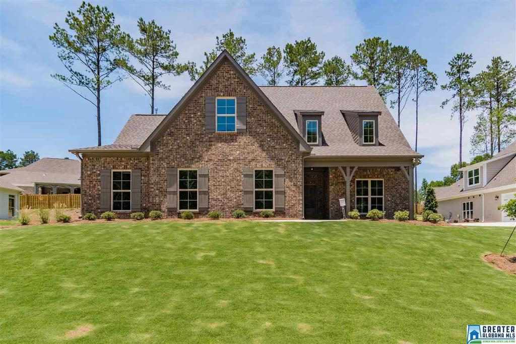 Photo of home for sale at 311 Birkdale Cove, Pelham AL