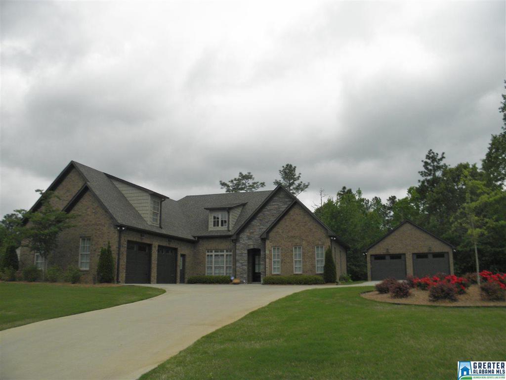 Photo of home for sale at 344 Grey Oaks Dr, Pelham AL