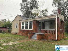 Property for sale at 609 65th St, Fairfield, Alabama 35064