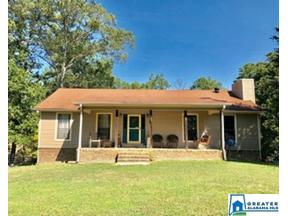 Property for sale at 2223 Old Woodstock Rd, West Blocton,  Alabama 35184