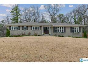 Property for sale at 2120 Fox Valley Cir, Vestavia Hills,  Alabama 35216