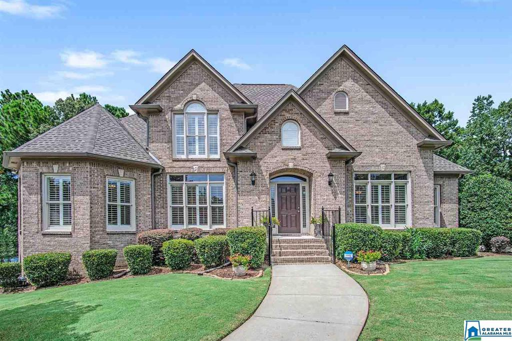 Photo of home for sale at 522 Timberline Trl, Calera AL