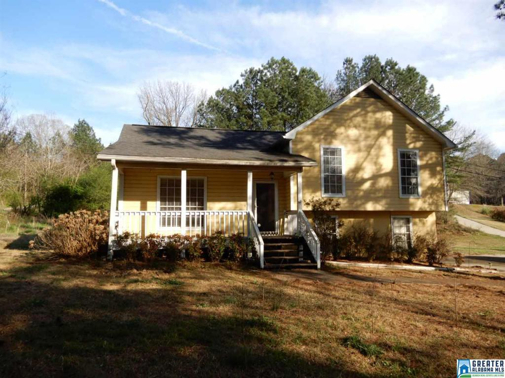 Photo of home for sale at 1246 Hobby Salter Rd, Mulga AL