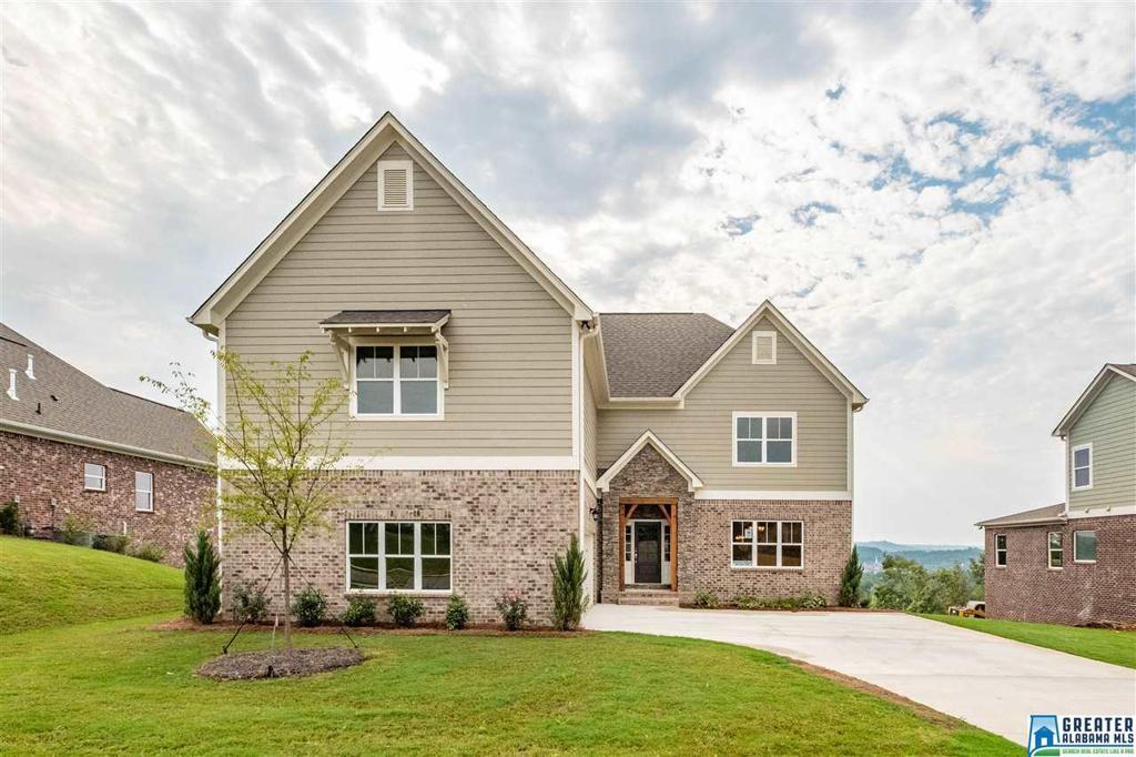 Photo of home for sale at 3016 Camellia Ridge Ct, Pelham AL