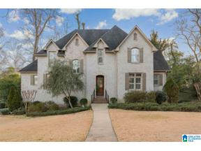 Property for sale at 200 Beaumont Drive, Vestavia Hills, Alabama 35216