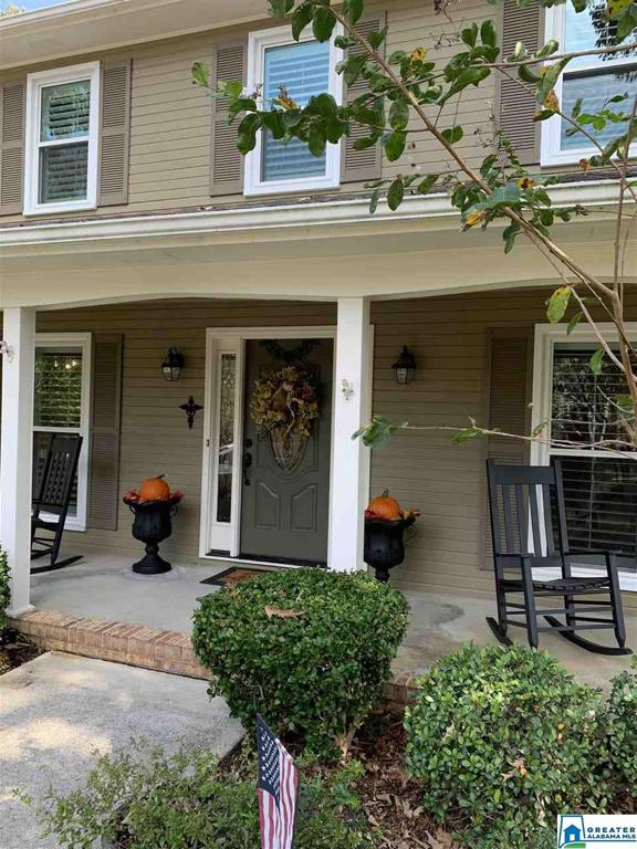 Photo of home for sale at 5389 Harvest Ridge Ln, Birmingham AL