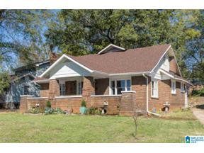 Property for sale at 1317 34th Street N, Birmingham, Alabama 35234