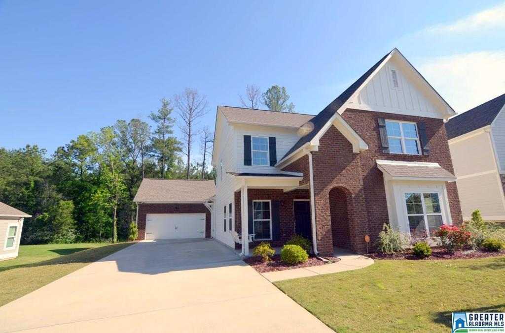 Photo of home for sale at 716 Helena Station Dr, Helena AL