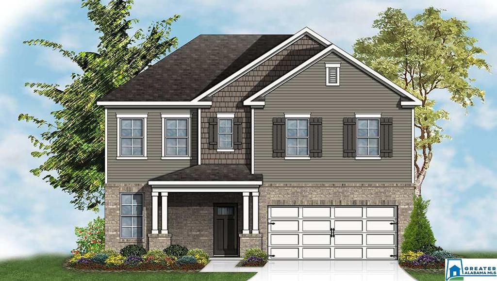 Photo of home for sale at 4000 Park Crossings Dr, Chelsea AL
