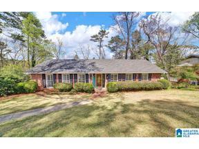 Property for sale at 3496 Brent Drive, Vestavia Hills, Alabama 35243