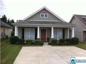 Property for sale at 225 Creekstone Trl, Calera,  Alabama 35040