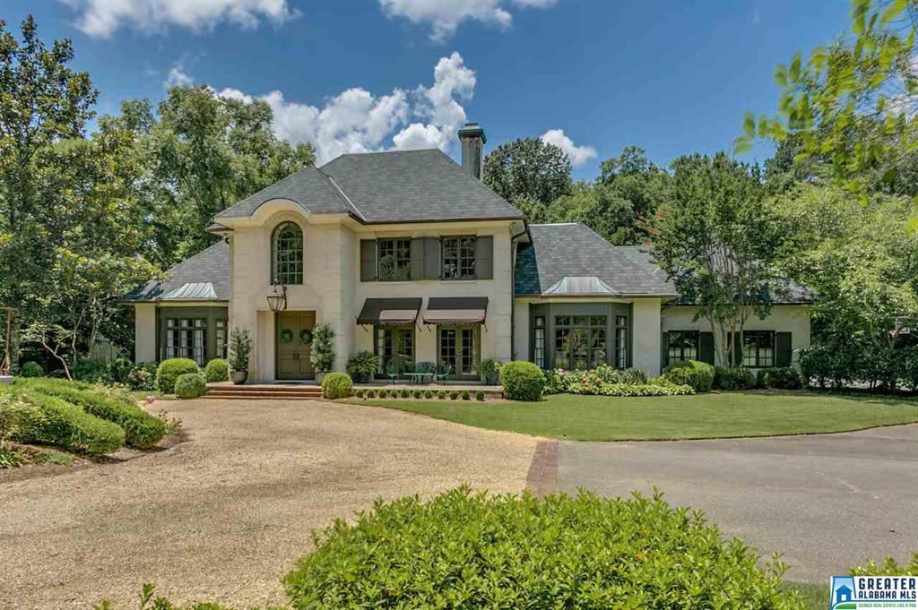 Photo of home for sale at 2791 Pump House Rd, Mountain Brook AL