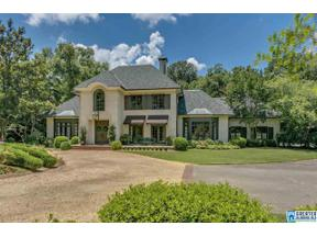Property for sale at 2791 Pump House Rd, Mountain Brook,  Alabama 35243