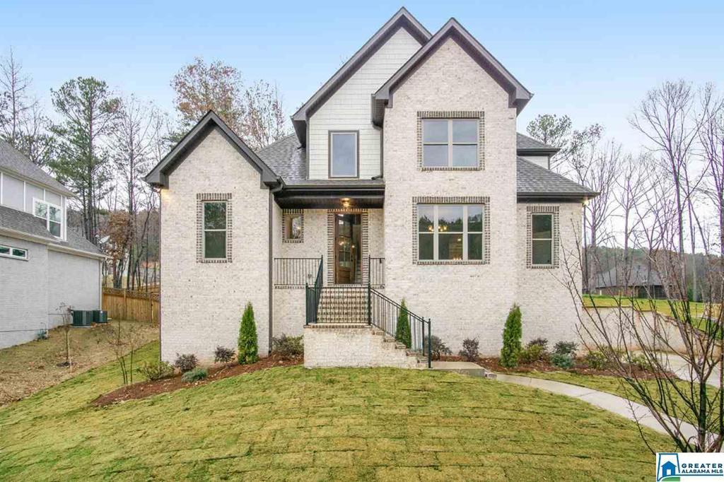 Photo of home for sale at 492 Bent Creek Trc, Pelham AL