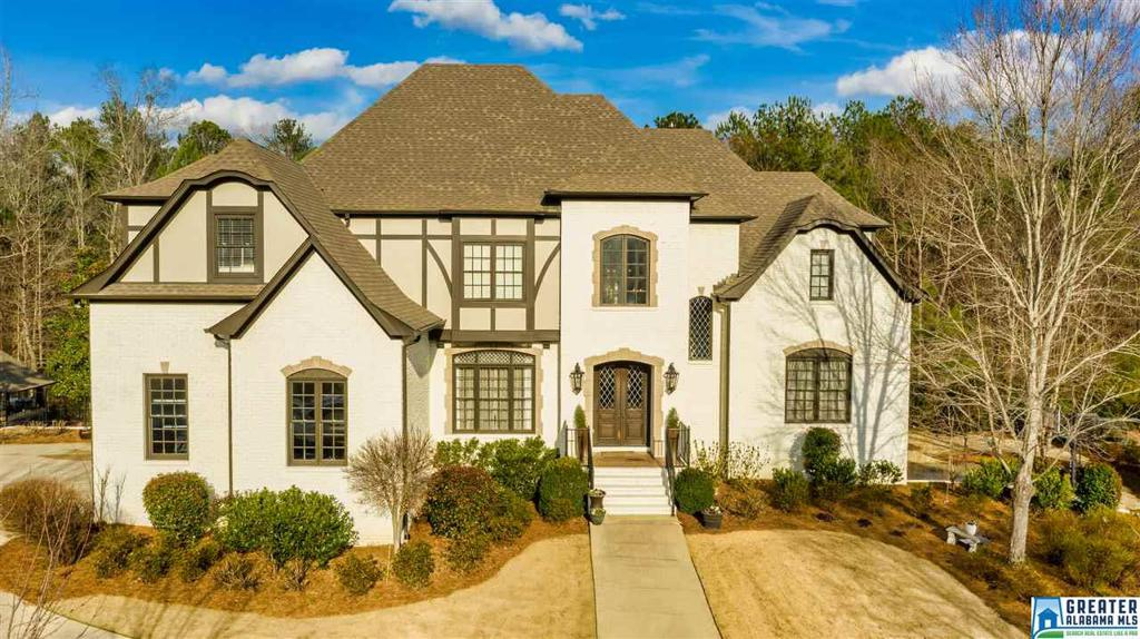 Photo of home for sale at 1409 Sutherland Pl, Hoover AL