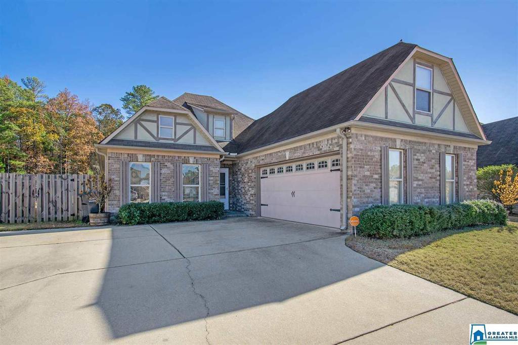 Photo of home for sale at 1029 Emerald Ridge Dr, Calera AL