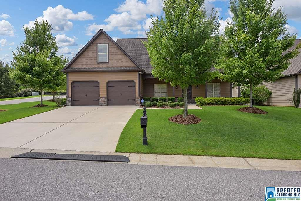 Photo of home for sale at 213 Perthshire Cove, Pelham AL
