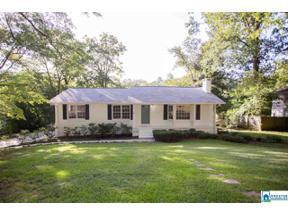 Property for sale at 1772 Old Creek Trl, Vestavia Hills,  Alabama 35216