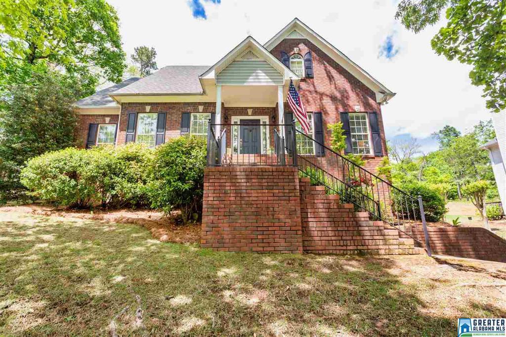 Photo of home for sale at 1629 Oak Park Ln, Hoover AL