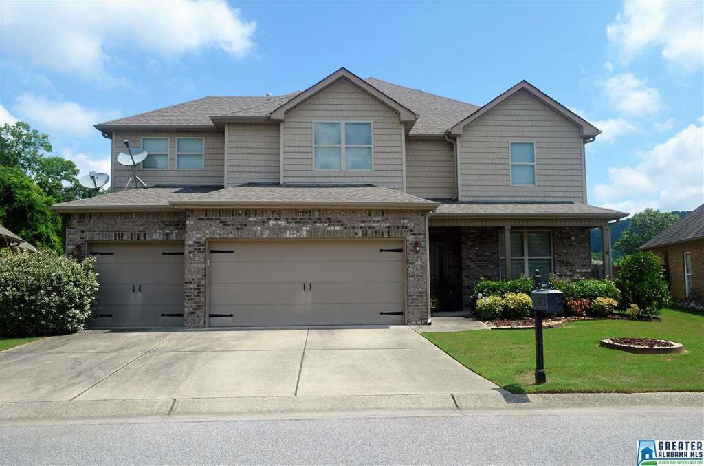 Photo of home for sale at 267 Creekside Ln, Pelham AL