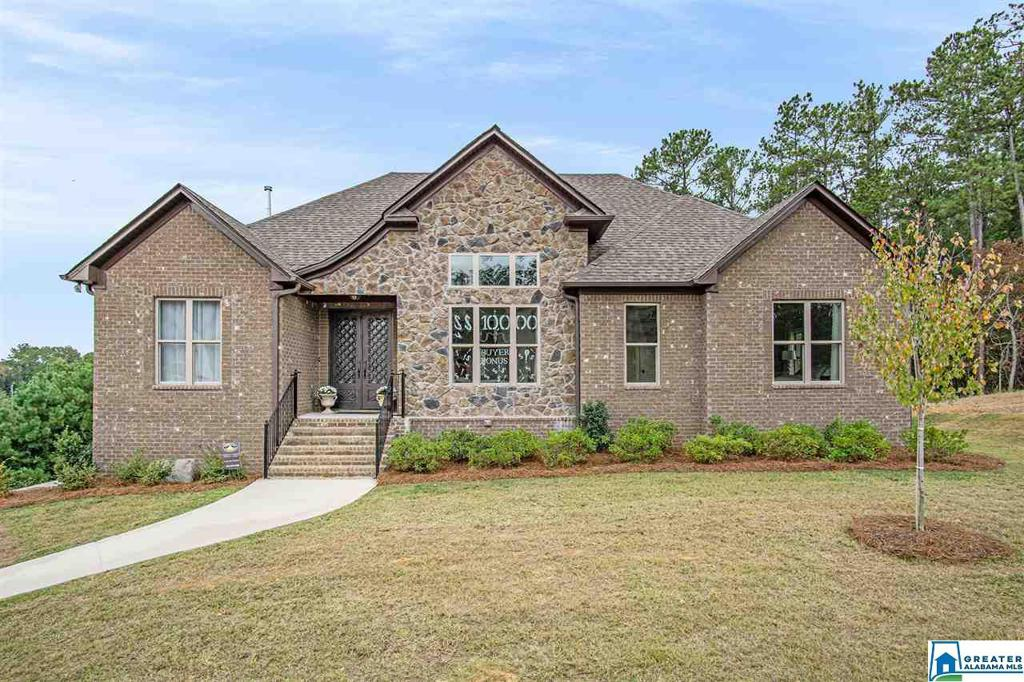 Photo of home for sale at 135 Flagstone Dr, Chelsea AL