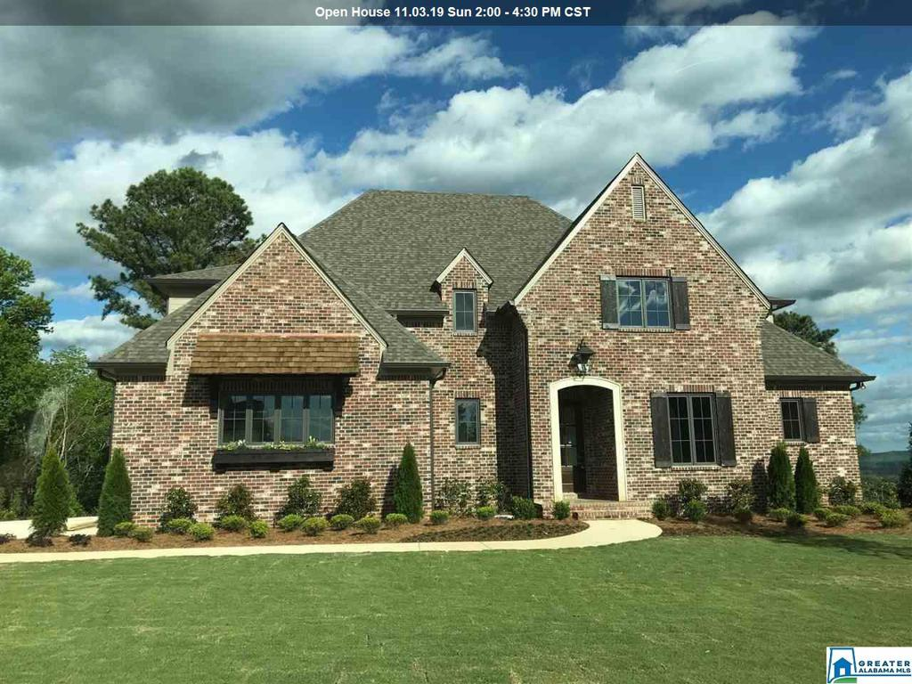 Photo of home for sale at 3582 Altadena Park Ln, Vestavia Hills AL