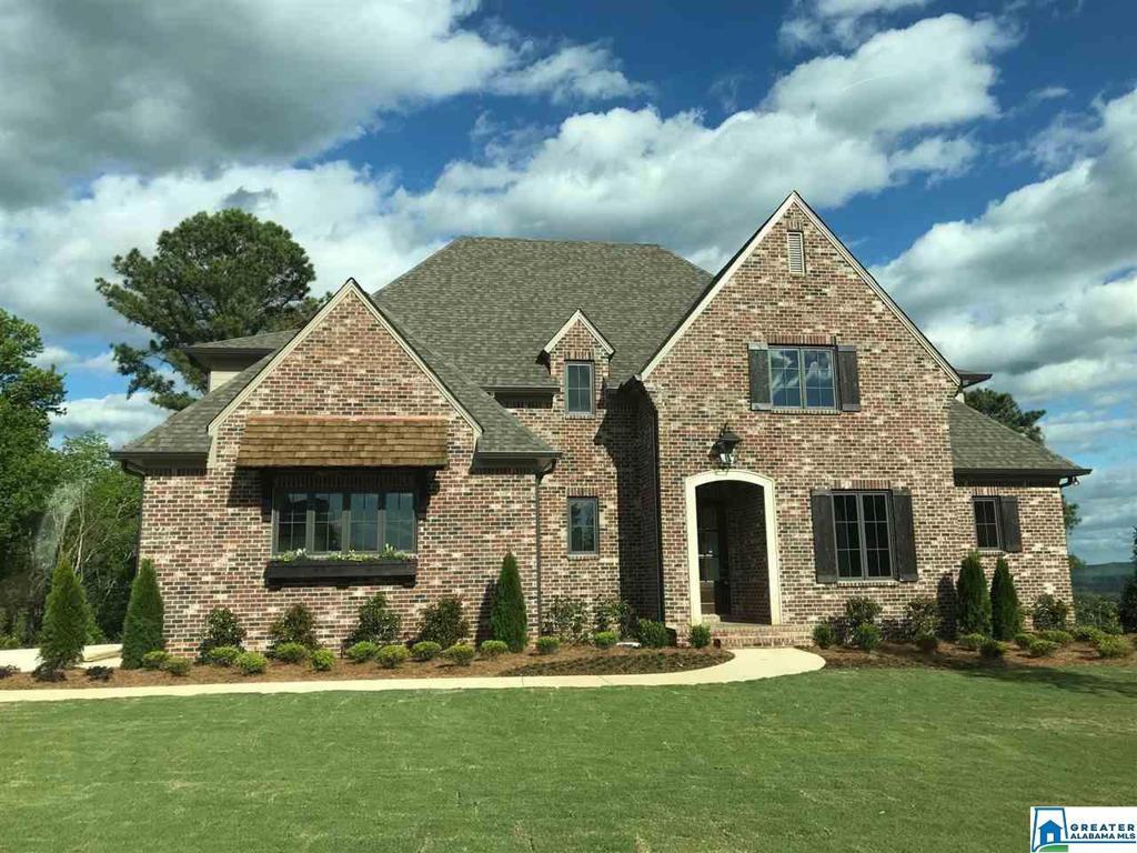 Photo of home for sale at 3582 Altadena Park Ln, Vestavia Hills AL