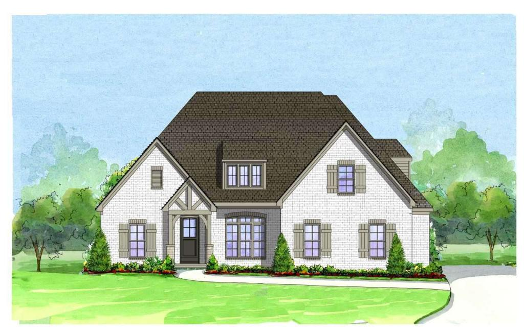 Photo of home for sale at 533 Willow Branch Cir, Chelsea AL