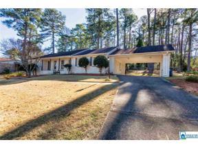 Property for sale at 313 Burbank Dr, Hoover,  Alabama 35226