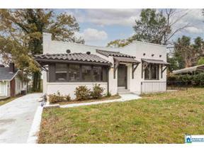 Property for sale at 2716 20th St W, Birmingham, Alabama 35208