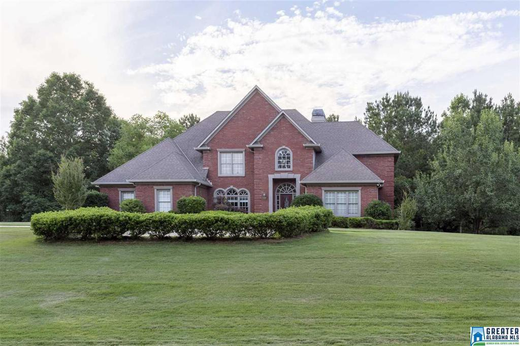 Photo of home for sale at 401 Lakeridge Dr, Helena AL