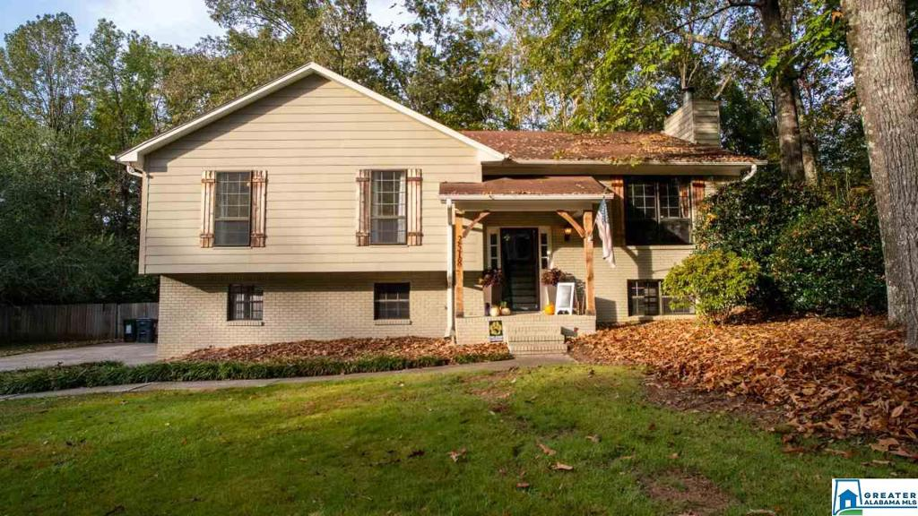 Photo of home for sale at 2518 Chandabrook Cir, Pelham AL